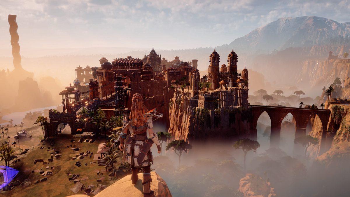 Ps4 Games Science Fiction : Horizon zero dawn is neoclassic scifi inkican