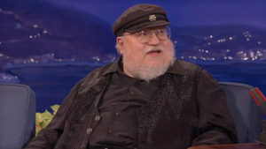 Leave George R. R. Martin Alone!