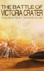 Free Sci-Fi EBook - The Battle of Victoria Crater