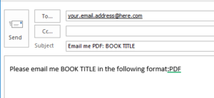 Author DIY: Build Your Own Free E-Book Delivery Tool